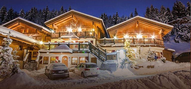 Berghof Chalet Flachau - Urlaub im Salzburger Land