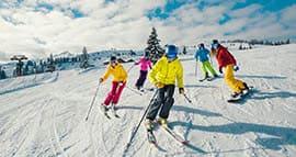 Berghof Chalet Flachau - Skifahren in Flachau