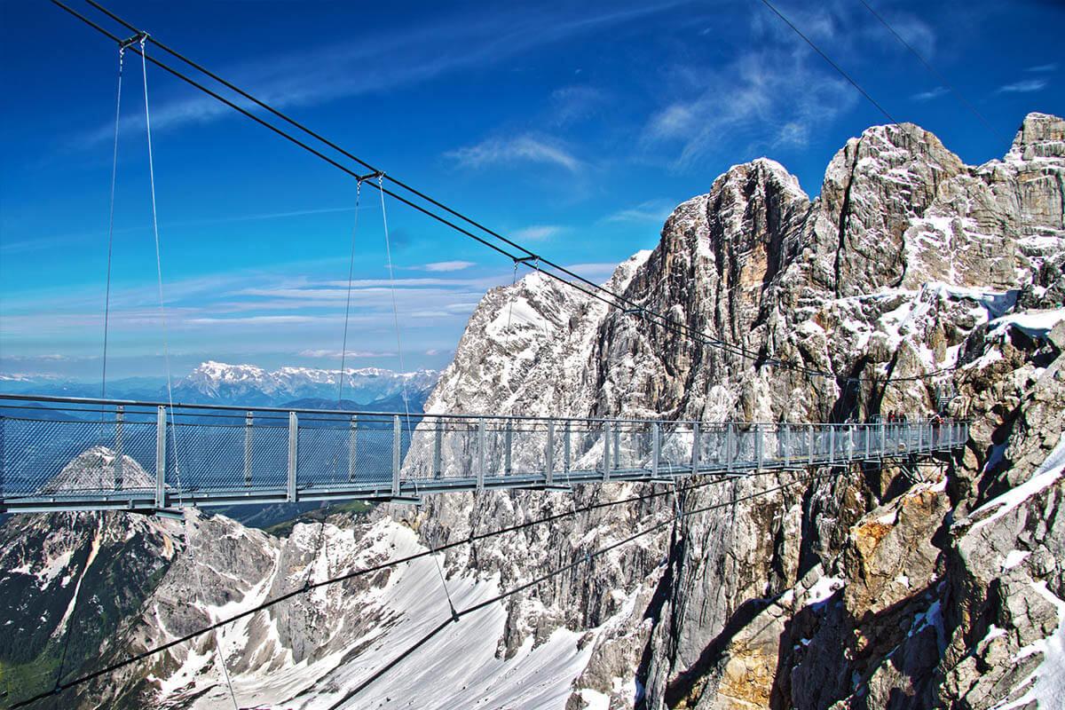 Ausflugsziele nahe Flachau - Berghof Chalet Flachau