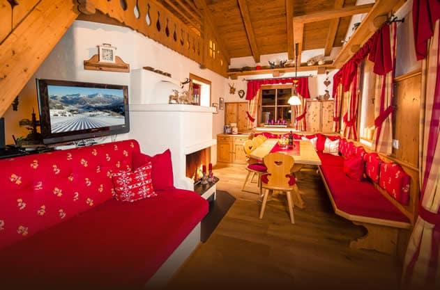 Chalet Edelweiss für 10 Personen - Berghof Flachau