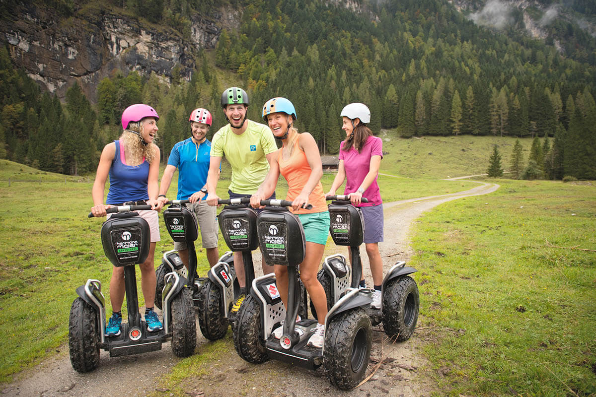 Sommerurlaub in Flachau - Berghof Chalets Flachau