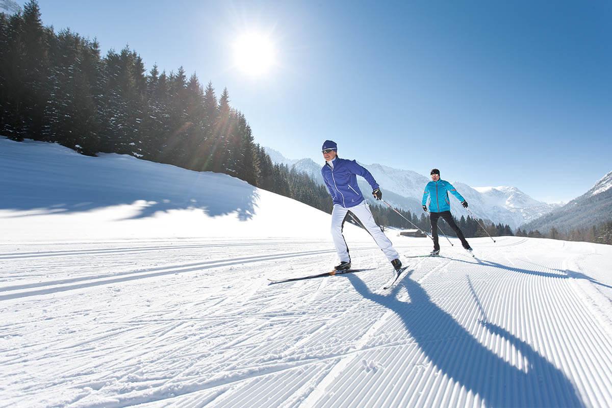 Winterurlaub in Flachau - Berghof Chalets Flachau